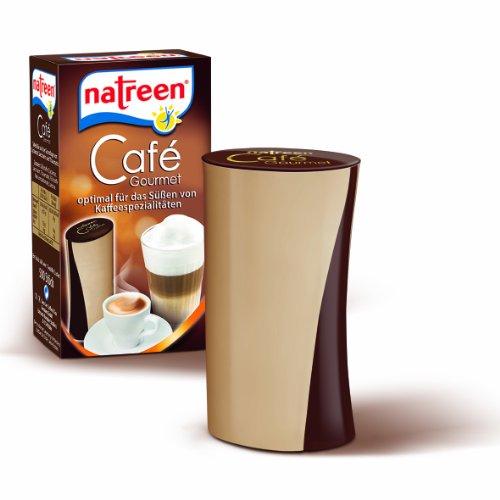 Natreen Feine Süße Café Gourmet 500er, 6er Pack (6 x 34 g)