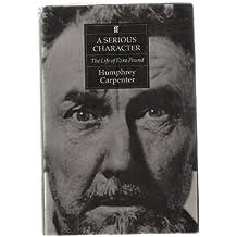 A Serious Character: Ezra Pound by Humphrey Carpenter (1988-05-31)