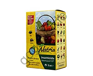 Bayer neem azal insecticides garden jardin for Bayer jardin produits insecticides