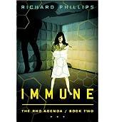 [Immune (RHO Agenda #02) [ IMMUNE (RHO AGENDA #02) ] By Phillips, Richard ( Author )Oct-30-2012 Paperback