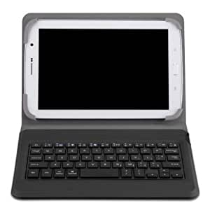 Belkin Keyboard Folio (geeignet für Samsung Note 8), schwarz