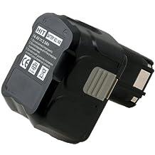 SYMTOP Batería de 14.4 V para HIT DH20DV DS 14DVA WH 14DMR UB18DR