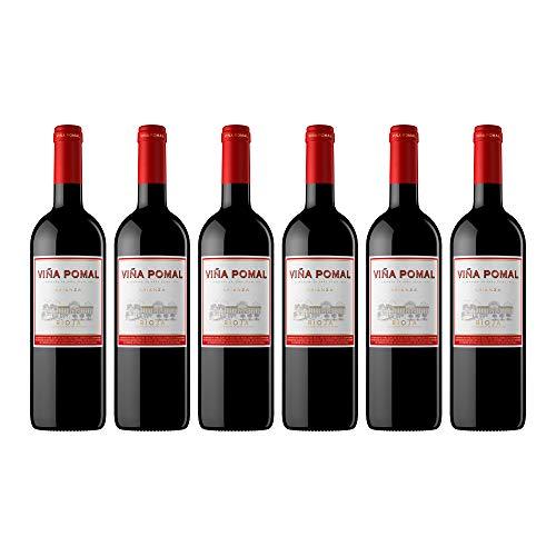 Viña Pomal| Vino Tinto Crianza 2015 Viña Pomal | Medalla De Plata Mundus Vini - 2017 | D.O.Ca. Rioja | Caja De 6 Botellas De 75 Cl