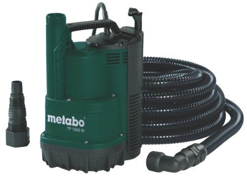 Metabo TP 7500 SI Klarwasserpumpe - 2