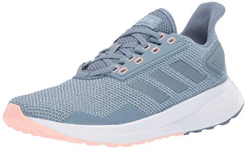adidas Damen Duramo 9, Laufschuhe, Raw Grey/Raw Grey/Ash Grey, 38 EU
