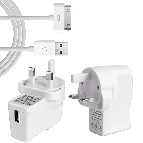 ipad-1-2-and-3-fast-charger-21-amp-high-quality-light-weight-usb-mains-charger-includes-usb-20-cable
