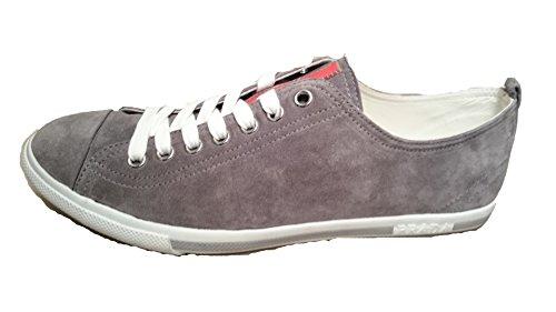 prada-zapatillas-para-hombre-gris-size-8-uk
