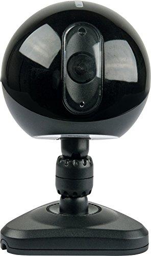100 013 WLAN Netzwerk IP Kamera -Schwarz ()