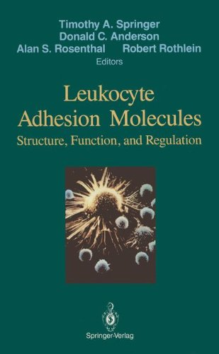 "Leukocyte Adhesion Molecules: Proceedings of the First International Conference on: ""Structure, Function and Regulation of Molecules Involved in ... West Germany, September 28 - October 2, 1988"