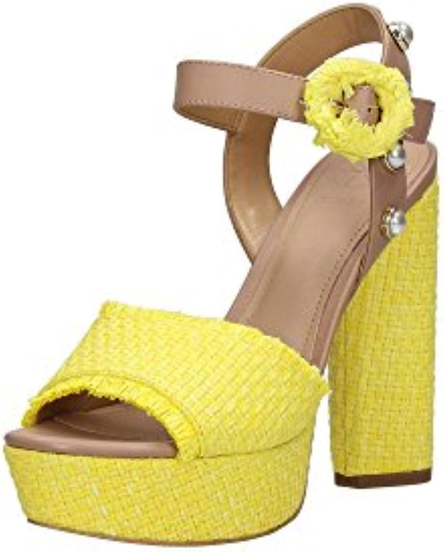 Guess FLMIC2FAB05 Sandalen Damen 2018 Letztes Modell  Mode Schuhe Billig Online-Verkauf