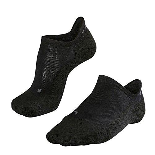 falke golfsocken Falke Damen Golfsocken GO 2 Sneaker 2er Pack, Größe:37/38;Farbe:Black (3000)