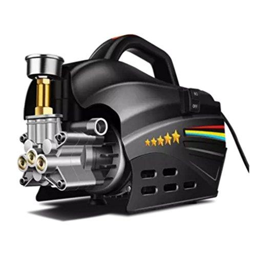 Limpiador De Alta Presión Hidrolimpiadora A Presión 100Bar Trabajo Cobre Puro 1500W Lavadora Profesional Máquina Limpiadora Ideal Para Lavar Autos, Limpiar Terrazas, Caminos, Entradas, Cercas