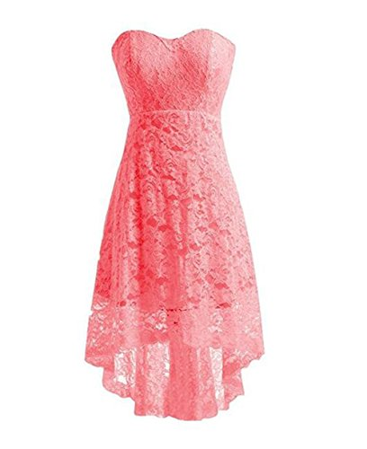 Leader of the Beauty - Robe - Femme Corail