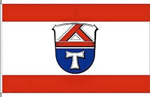 Bannerflagge Landkreis Gießen - 150 x 500cm - Flagge und Banner