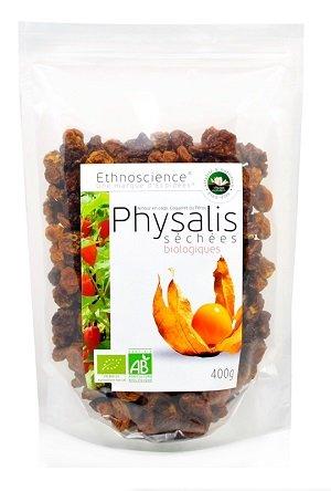 Physalis (Baies des Incas, Aguaymanto) Bio Crues | 400g | Ecoidées