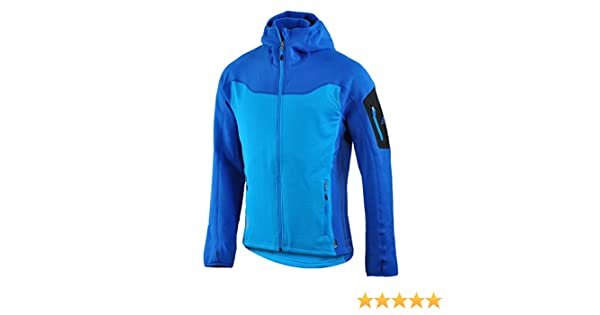 adidas Performance Veste Outdoor TERREX TX STOCKHORN FL BLEU