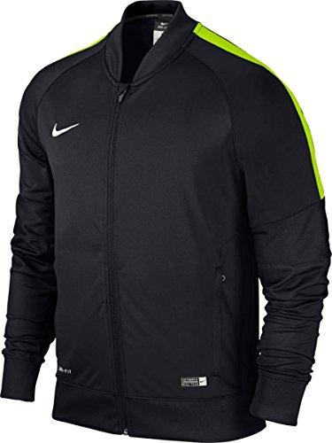 Nike Squad 15 Sideline Polyesterjacke Herren Black/Volt/White