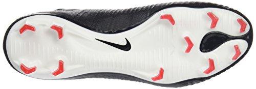Nike Herren Mercurial Superfly V Df Fg Fußballschuhe Schwarz (Black/white/dk Grey/univ Red)