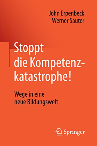 Stoppt die Kompetenzkatastrophe!