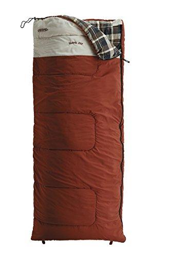 Ferrino Travel 200 Deckenschlafsack kompl. zu öffnen, Innenmaterial Baumwolle