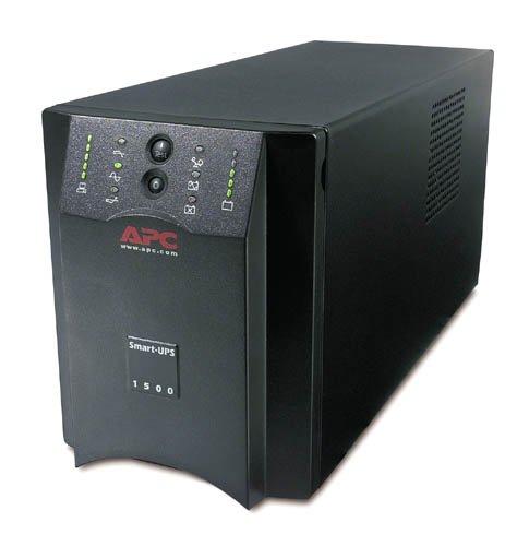 Buy APC SUA1500I – Smart-UPS 1500RS-232/USB – **New Retail** – 1500VA/670W Line Interactive – Warranty: 12M Discount