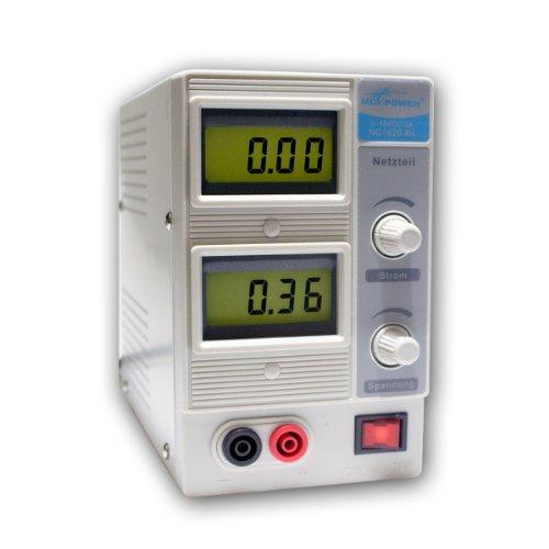 """Labor-Netzgerät """"NG-1620BL"""" 0-15V, max. 2A"""