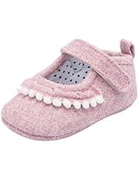 Berimaterry Zapatos para Bebé Bebés Reborn Niño Sin Suela Charol Vestir Primeros Pasos Zapatos De Bebé