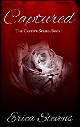 Captured (The Captive Series Book 1) (English Edition)