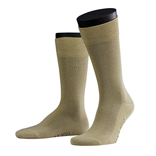 Preisvergleich Produktbild Falke Herren Socken Family 2er Pack, Größe:43-46;Farbe:Sand (4320)