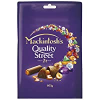 Nestle MACKINTOSH'S Quality Street Chocolate Pouch 600g