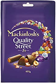 Nestle MACKINTOSH'S Quality Street Chocolate Pouch