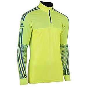 adidas Herren Langarm X-Country Race Shirt XC Top Warm Skisport