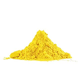 Holi Color Powder Festivals Celebrations Parties 6 Colors Available 100 grams/bag (Yellow UV)