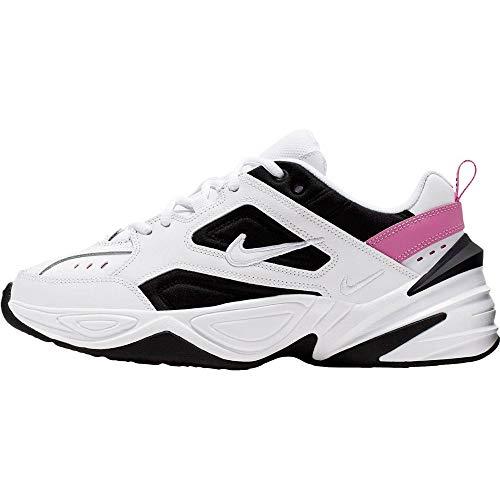 Nike M2K Tekno, Zapatillas de Trail Running para Mujer, Multicolor (White/White/China Rose/Black...