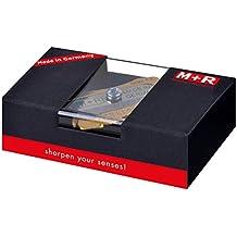 M + R 706141000Sacapuntas doble latón regalo del paquete