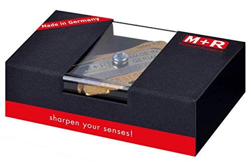 M+R Minenspitzer doppelt Messing