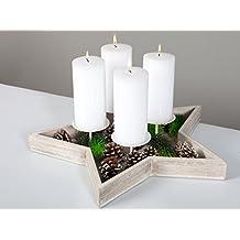 suchergebnis auf f r adventskerzenhalter holz. Black Bedroom Furniture Sets. Home Design Ideas