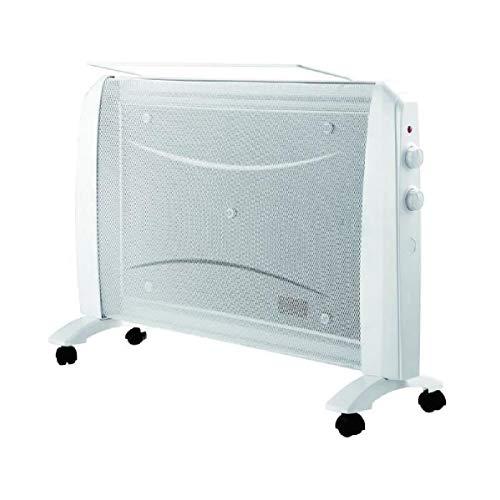 Panneau rayonnant Niklas 1500W KASA CALOR 1500W 2 choix de chauffe sur pied ou mural thermostat ECO