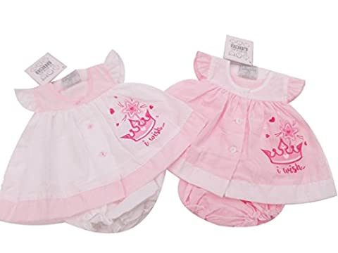 BNWT Tiny Baby NB Premature Preemie Baby Girls Clothes princess