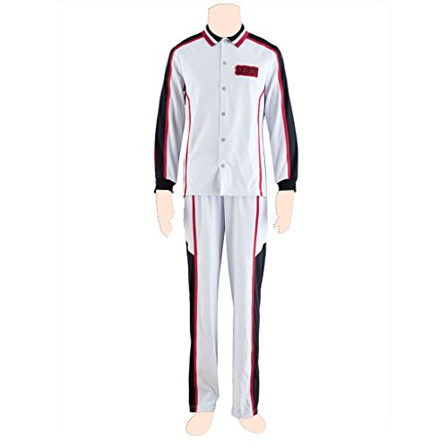 Preisvergleich Produktbild Kuroko's Basketball Kostuem cosplay Seirin HighLong sleeved shirt 2nd ver X-Small