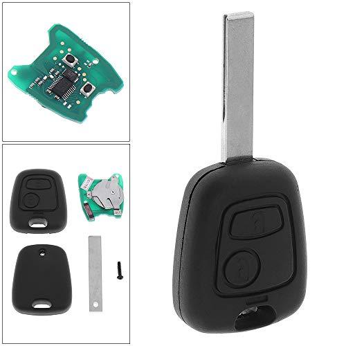 EPathChina® 433 MHz 2 Botones Mando Distancia Coche