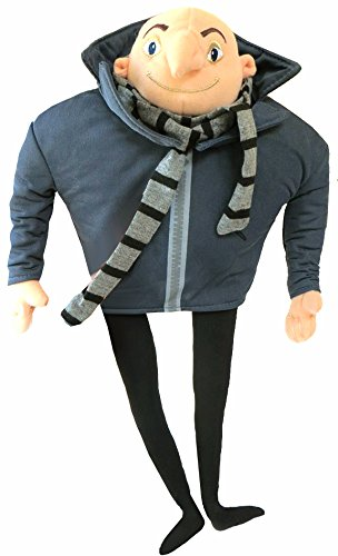 Despicable-Me-Happy-Fathers-Day-16-Inch-Plush-Gru-Plush-Toy-Doll-Gru-PaPa