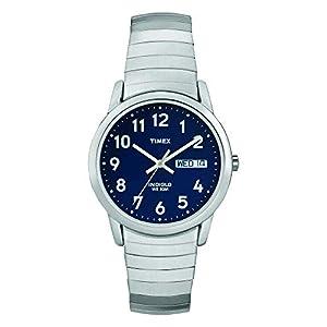 Timex – Reloj de Cuarzo para Hombres, Correa de Acero Inoxidable