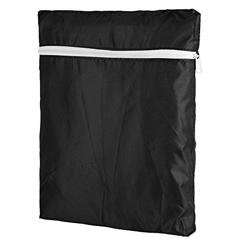 % ASIV Impermeabile Antipolvere Giardino Patio Barbecue Protezione Copertura Nero (145x61x117 cm) prezzo