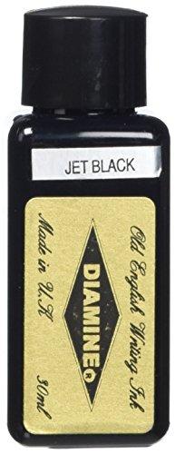 Diamine Tintenfass, für Füllfederhalter, 30ml, Schwarz