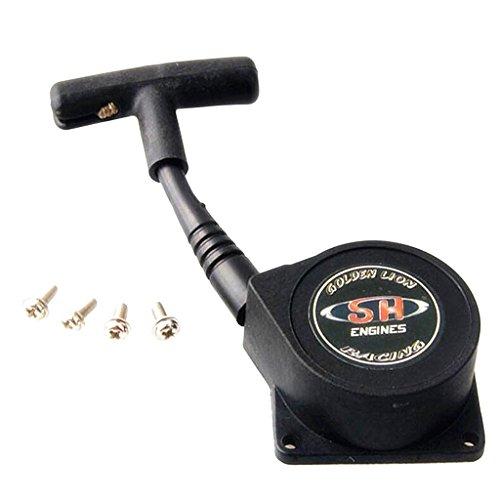 MagiDeal Pull Starter Mit Schraube Für Rc 1: 8 Nitro Car Sh 28 Ts3a-1 Ts3a RC Car RC Modellbau Ferngesteuertes Auto
