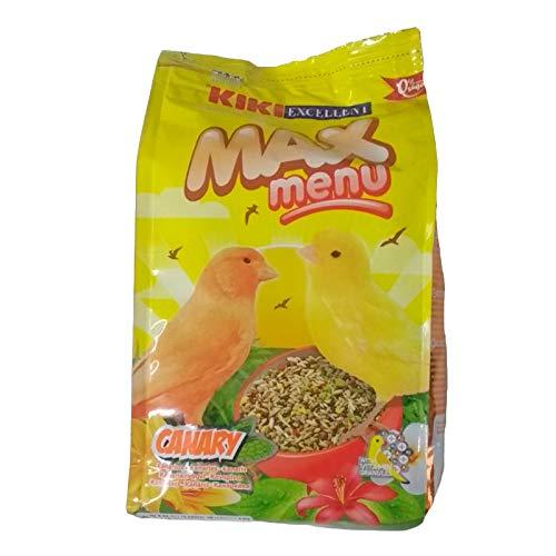 Kiki Excellent Max Menu Aliment Complet pour Canaries 500 g