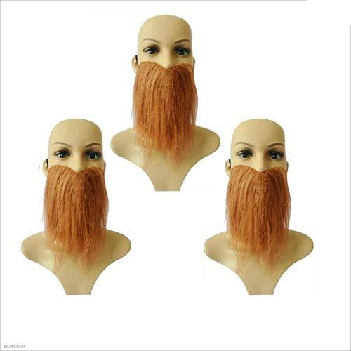 Xiao-masken Lustige Mode Fake Arab Bart Goatee