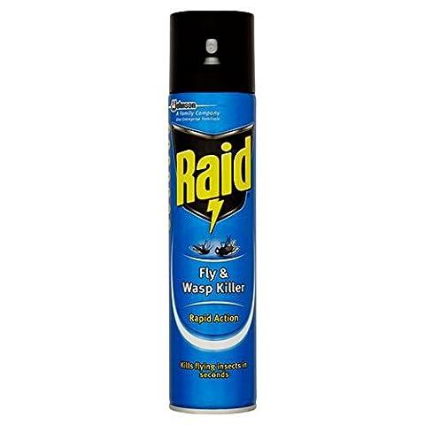Raid Fly & Wasp tueur 300ml