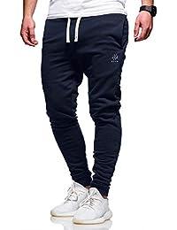 JACK & JONES Herren Jogginghose Sweat Pants Trainingshose Freizeithose Joggers Streetwear